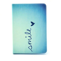 Hot Wholesale New Delux Fashion PU Leather Tablet PC Cases Smart Cover For Ipad 5 Flip