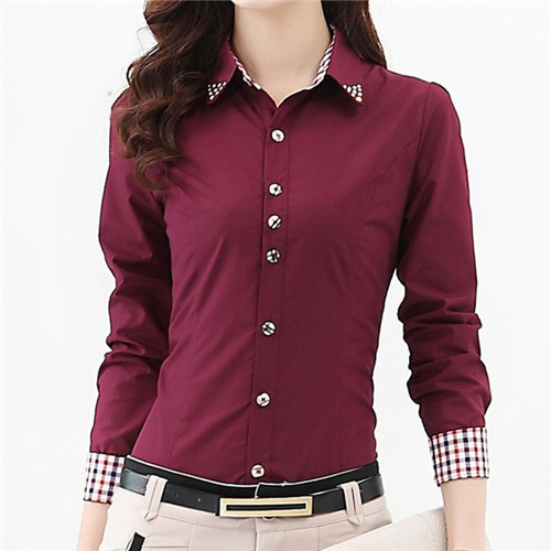 Compare Prices on Plus Size Button Shirt- Online Shopping/Buy Low ...