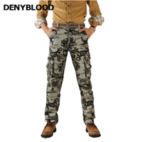 Denyblood Camouflage Shorts For Outdoor Sports
