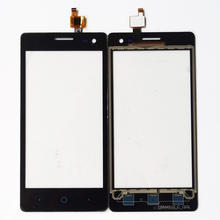 """Free Shipping 4.5"""" Sensor Touchscreen For ZTE Blade GF3 Touch Screen Digitizer Front Glass Touch Panel Outer Lens Replacement"""