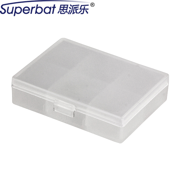 superbat new six slots transparent clear plastic storage box container for  jewelry gadget drug medicine pill tablet 85*65*20mm
