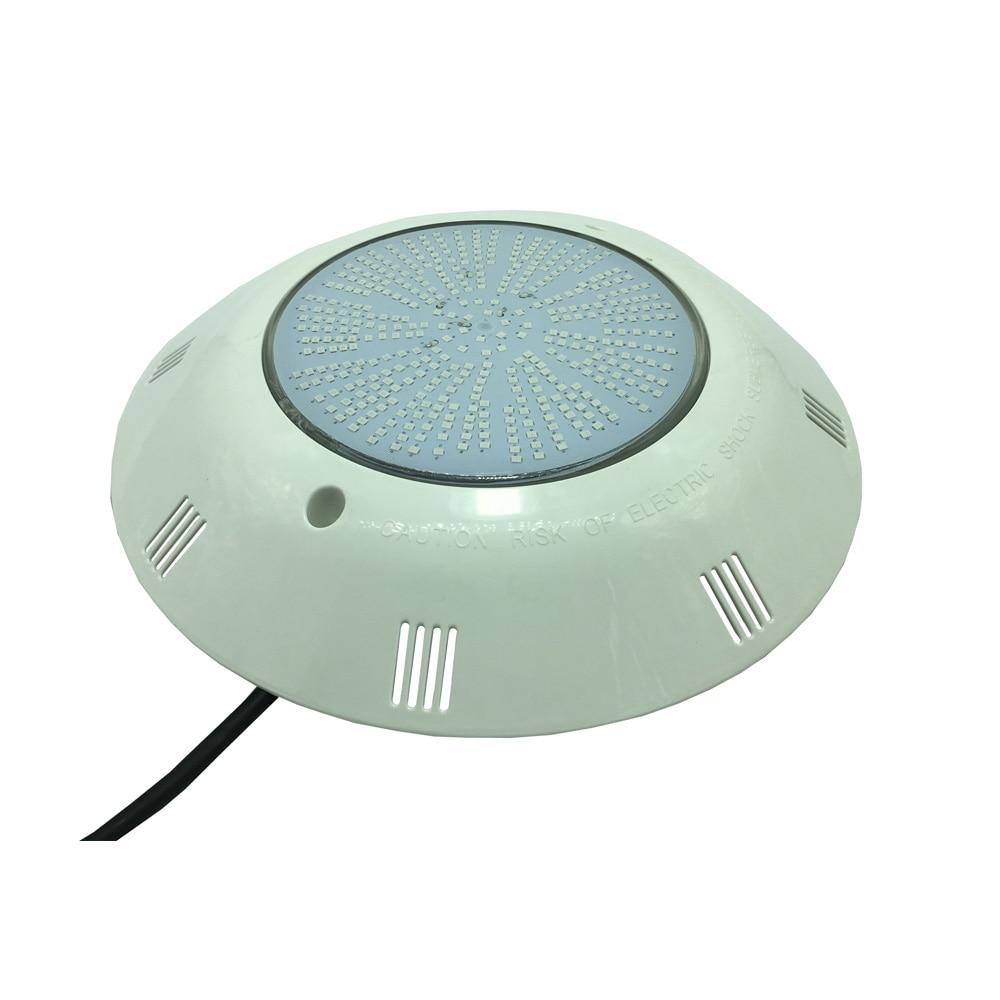 LED Pool Light Lamp Afstandsbediening RGB 18 W 25 W 36 W Hars Gevuld Onder water Spotlight Wandmontage warm Koel Wit