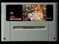 16Bit Games ** Uncharted Waters 1 ( PAL EUR Version!! English Language!! )