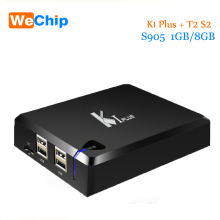 K1 Original PLUS S2 S905 T2 Android 5.1 Tv Box Amlogic Quad núcleo de $ number bits Soporte DVB-T2 DVB-S2 1G/8G 4 K ott tv box Soporte Ccamd
