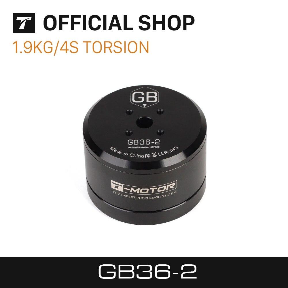 ФОТО T motor professiona high torque Gimbal Motor GB36 2 KV31