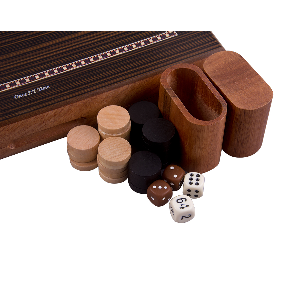 Novel wooden backgammon set traveling toys 13 inch large folding novel wooden backgammon set traveling toys 13 inch large folding portable delicate lace texture box fashion world map design in math toys from toys publicscrutiny Images