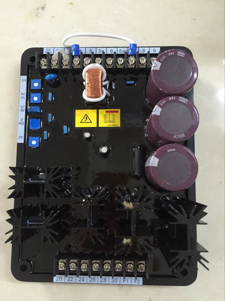 Basler Automatic Voltage Regulator AVR AVC125-10B1  XWJ basler aca3800 10gm