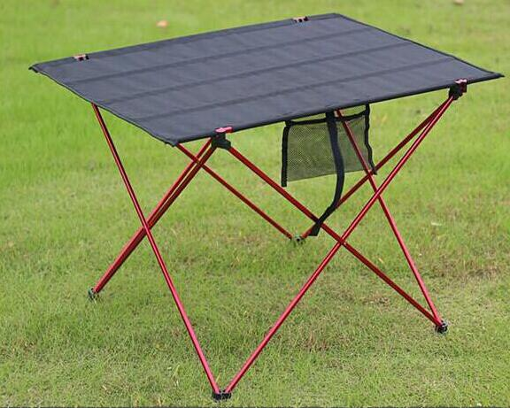 Outdoor Portable Camping Picnic Alloy Folding Table