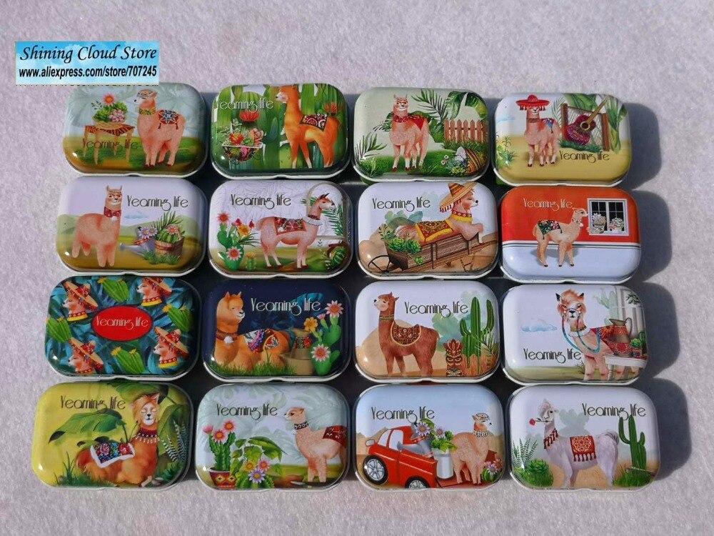 32 pc (1 caixa) lote Alpaca animal