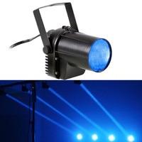 Fashion 3W Blue LED Beam Dance Party Led DJ Stage Light Bar Spin Light Pinspot Lights