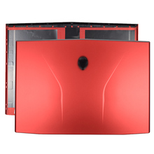 New Genuine For Dell Alienware M17X R3 R4 LCD Back Cover 00MKH2 0MKH2 Laptop LCD Top Cover Red охлаждение для компьютера for dell dell alienware m17x m17x r4 yhp1p 0yhp1p cn 0yhp1p m17xr4