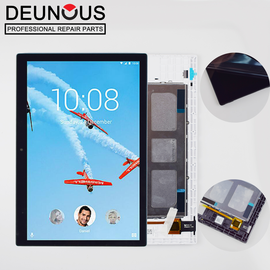 New 10.1'' For Lenovo Tab 4 TB-X304L TB-X304F TB-X304N TB-X304 Touch Screen Panel Digitizer Glass LCD Display Matrix Assembly