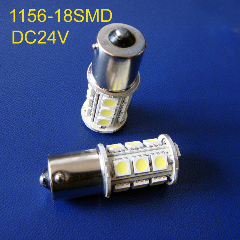 High quality truck led bulb 24v,BA15S PY21W R5W 1156 led goods van tail light,BAU15S turn signal 24v free shipping 50pcs/lot