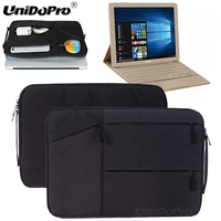 Unidopro Multifunctional Mallette Sleeve Briefcase For Samsung ATIV Book 9 12 2 Laptop Aktentasche Handbag Carrying