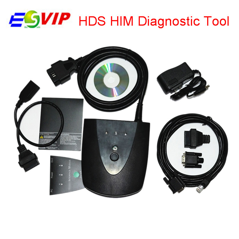 Best Quality Diagnostic Tool Newest HDS HIM Diagnostic Tool for Ho--nd---a 3.017 HDS with Double Board mb star c4 diagnostic tool with laptop cf 52 with software 2017 05 newest ssd super ready to use for 12v and 24v