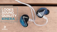 New Hybrid KINERA H3 In Ear Monitor Headset 1 Dynamic Driver 2 Armature 2BA 1D Headphones