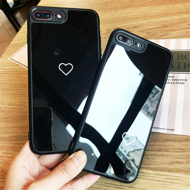 coque iphone 8 mirror