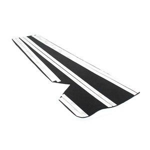 Image 5 - Dla BMW serii 5 F10 F18 2011 2012 2013 2014 2015 2016 2017 kierowca samochodu boczne podłokietnik drzwi uchwyt, gałka krowy skóra pokrywa