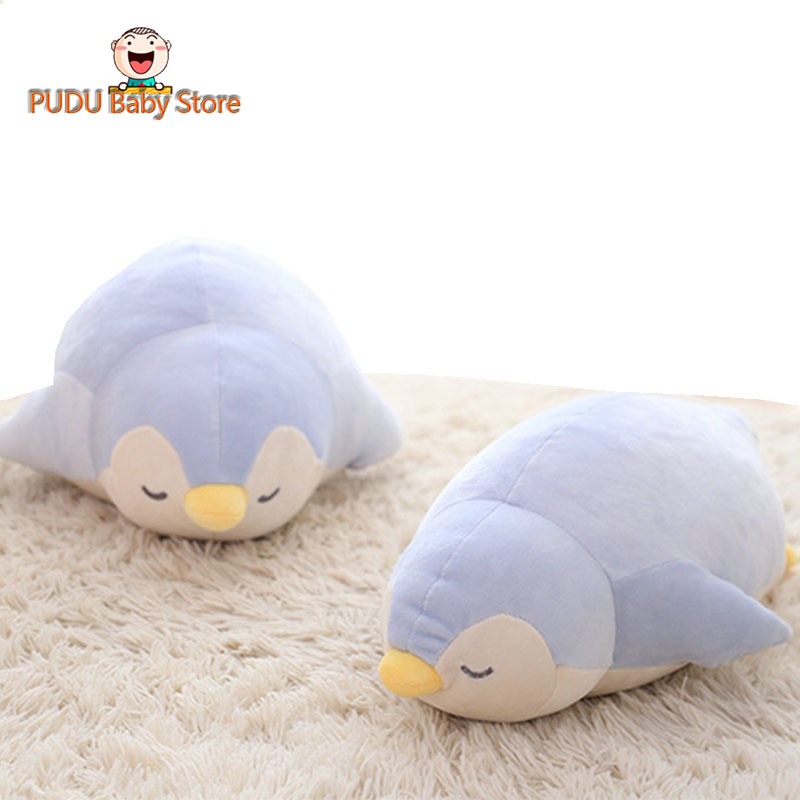 Plush Penguin Toy Stuffed Soft Penguin Pillow Cushion Cute Cartoon Anima Toys High Quality New Design Gifts for Kids Girls