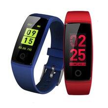 V10 Couple Activity Tracker Watch Waterproof Sport Bracelet Blood Pressure Bluetooth Ladies Menstrual Cycle Reminder