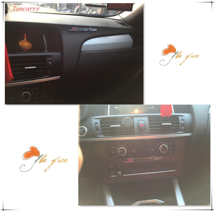 new hot car styling 3D Word Sports Stickers for Saab 9-3 9-5 9000 93 900 95 aero 9 3 42250 42252 9-2x 9-4x 9-7x Accessories