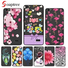 Case For Huawei Honor 4C Pro Case For Huawei Y6 Pro C8818 G Play Mini Cover Transparent Painted Silicone Soft TPU Cases Etui аккумулятор для телефона craftmann hb444199ebc для huawei 4c c8818 g play mini g650 honor 4c
