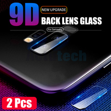 2Pcs/Lot Back Camera Lens Tempered Glass For Samsung Galaxy A50 A505F A30 A40 A70 S10 S10E S8 S9 Plus Note 9 8 Protector Film phone camera lens 9 in 1 phone lens kit for iphone x xs max 8 7 plus samsung s10 s10e s9 s8