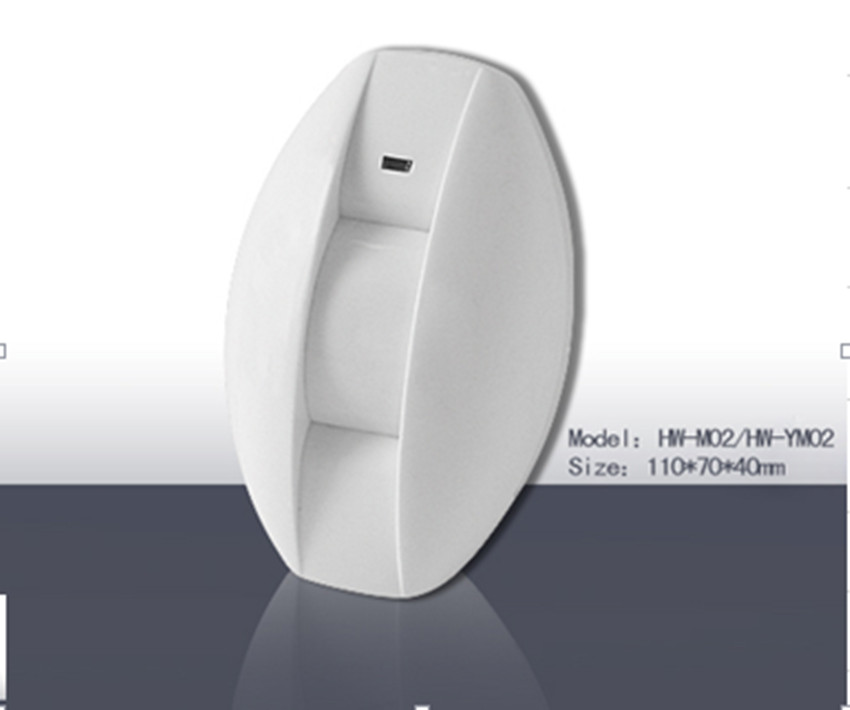 wireless directed curtain detector For GSM Alarm System pir sensor wireless vibration break breakage glass sensor detector 433mhz for alarm system