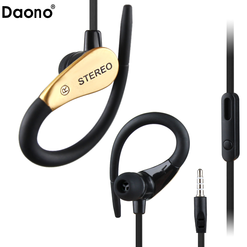 Sport Headphone Earphone Running Sweatproof Stereo Music Headset With Mic For All Mobile Phone High quality high quality colorful cheap price hifi fever sport earphone headset smartphone tablet headphone with mic for adult and kid lady