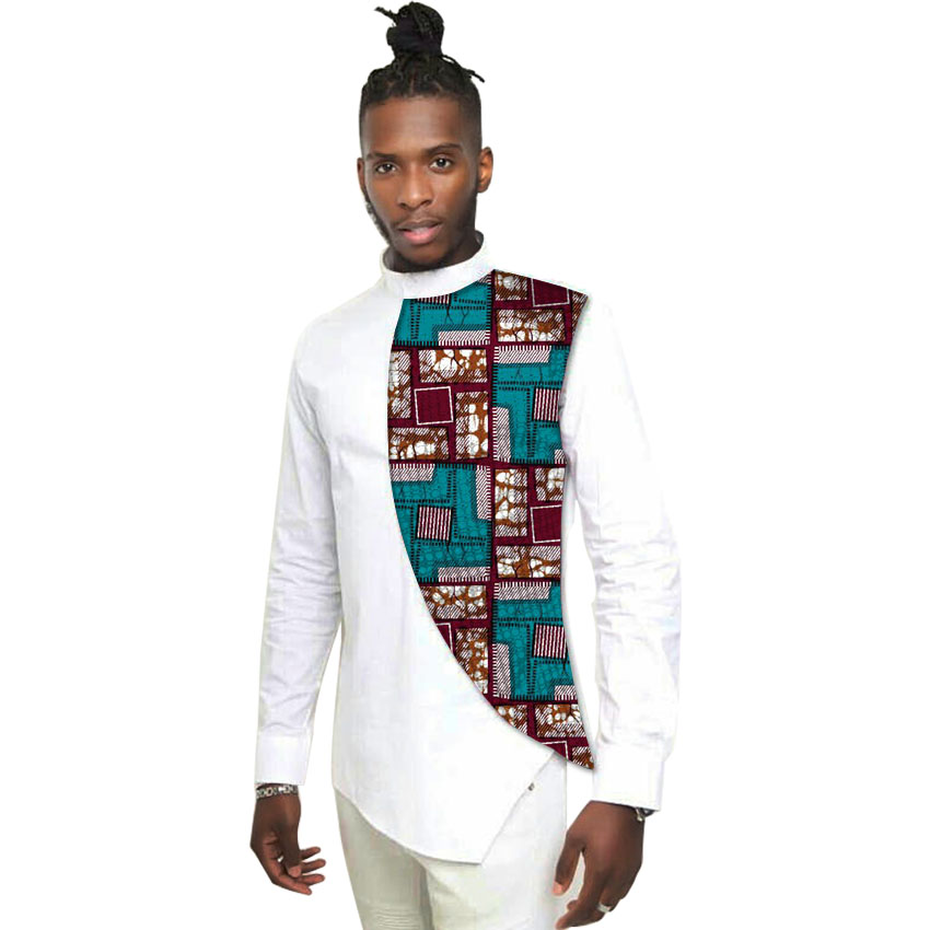 Personality Design Tops Private Custom African Clothing