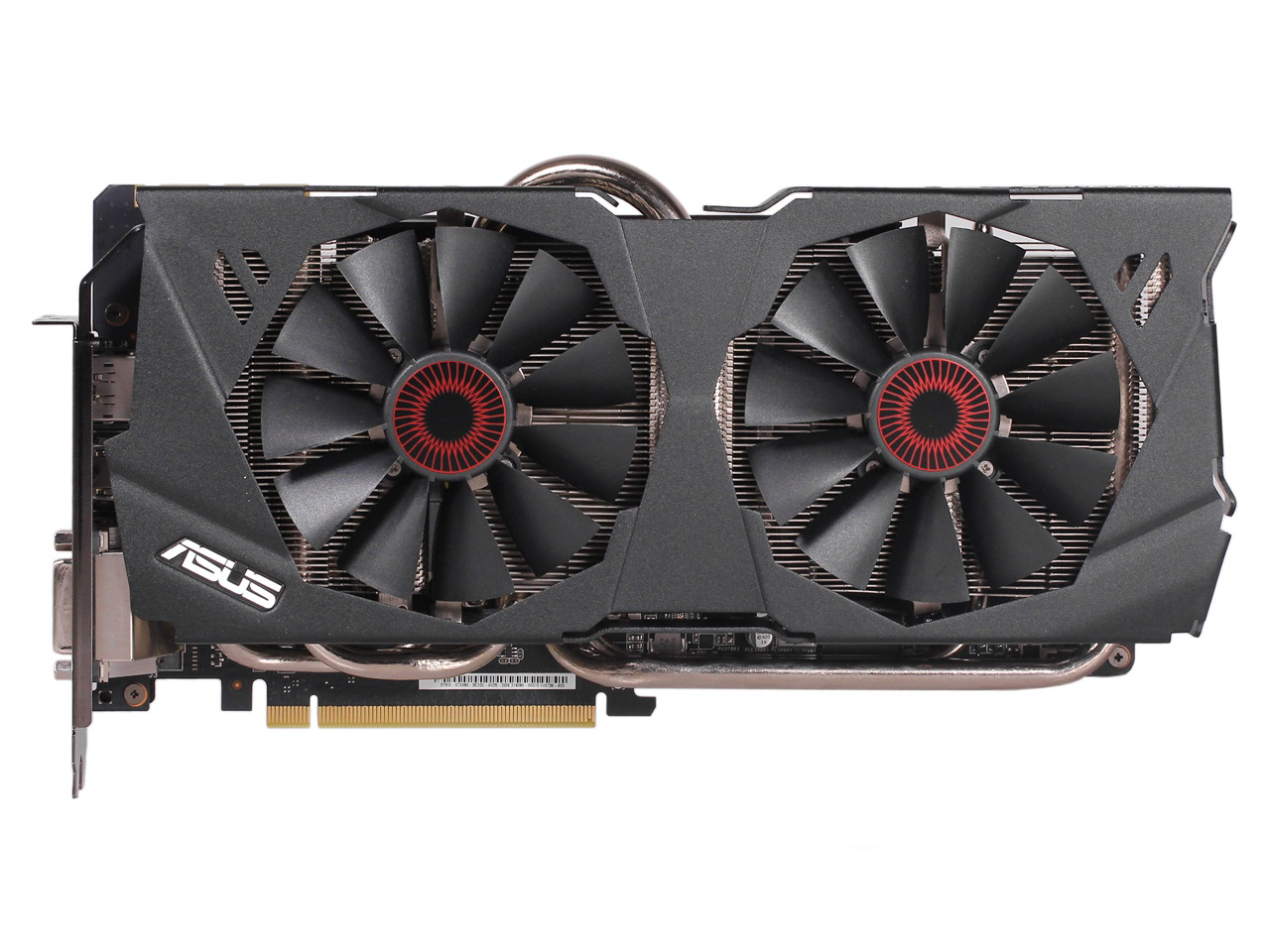 Used, ASUS GTX 980 4GB 256Bit GDDR5 Graphics Cards For NVIDIA VGA Cards Hdmi Dvi