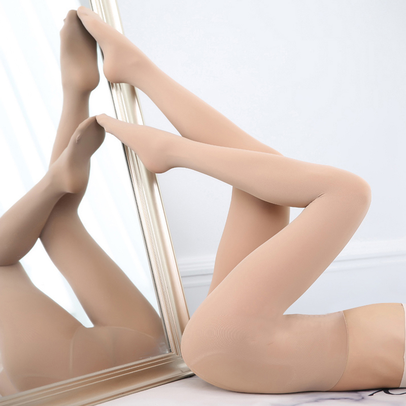 iur clothes tights women sexy pantyhose 200d mask sexy stockings Pressure stovepipe pantyhose varicose Anti-hook wire Pantyhose