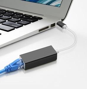 Image 5 - USB3.1 Type C adaptateur Ethernet USB C à RJ45 Lan carte réseau maison filaire convertisseur de câble réseau pour Macbook/ASUS/Samsung/Dell
