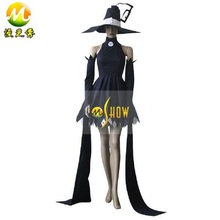 Elegant Dresses Soul Eater Blair Cosplay Dress Costumes Summer dresses For Adult Women Girls Halloween Party Festival Apparel