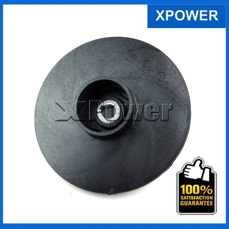 Free Shipping Jet Self-priming Pump Household Booster Pump Parts Plastic Impeller 220v cast iron self suction centrifugal pump home use booster pump 1zdb 45