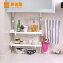 new year 3 shelf spice rack stainless steel rack 2 storage rack home supplies double layer storage rack