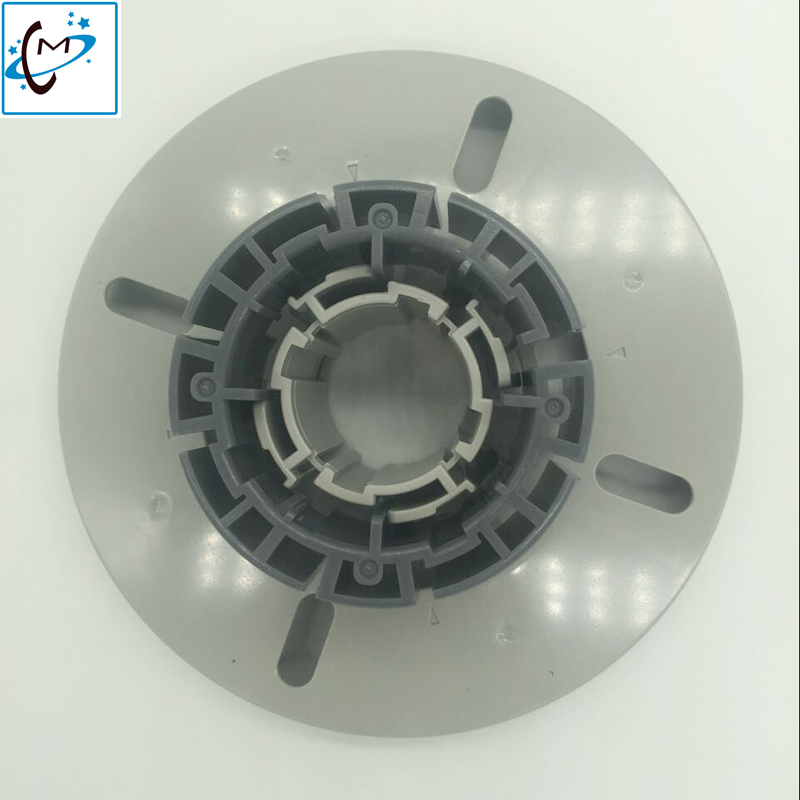 Di grande formato stampante Eco solvente Mutoh prendere up roller Mutoh VJ1604 1204 RJ900C VJ1300 media piatto di carta (piatto di carta + a)
