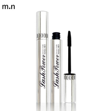 M.N Eyes Makeup Lengthen Eyelashes Mascara Black Color Waterproof and Easy Remove Professional Makeup Brand