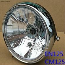 motorcycle headlight EN 125CC CM free shipping