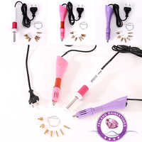 All Color Applicator Wand Iron Guns Heating Tools Hot Fix Rhinestones Soldering for DIY Ironing Crystals Strass