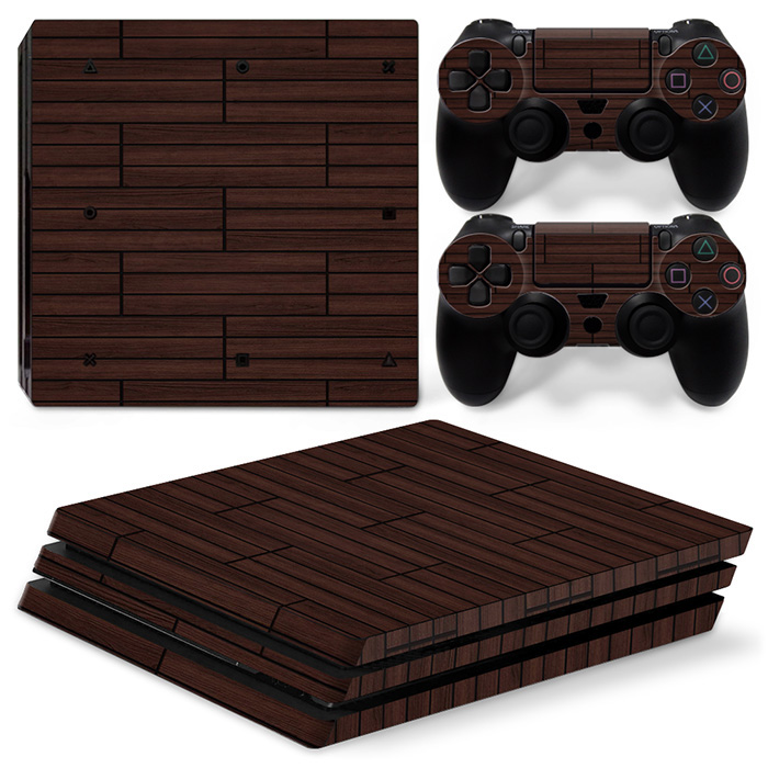free drop shipping Protective skin sticker Cover Skin Sticker for PS4 Pro #TN-P4Pro-0653