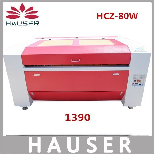 Free Shipping HCZ 80w co2 laser CNC 1390 laser engraving cutter machine marking machine  mini laser engraver cnc router diy