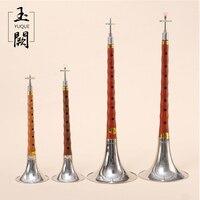 Yüksek Kalite Gülağacı Suona/Başlayanlar için Çin Halk Rüzgar Enstrüman Zurna Shanai/Shanai/Laba of Anahtar C, D, F, G