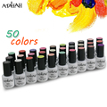 Maleah Vernis Semi Permanent Choose Any 1 From 50 Colors Gelpolish Soak Off Uv Lamp Nail Art Nail Gel Polish