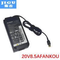 JIGU 20V 8.5A FANKOU Laptop Charger AC Adapter Power For LENOVO Legion Y720 For Thinkpad P50 P70 T440p T540 T540p W540 W541