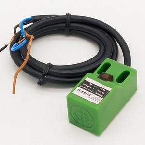Image 2 - SN04 N 유명한 SN04N 4mm 접근 센서 NPN,3 선, NO 6 30V DC 유도 형 근접 스위치