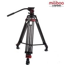 miliboo MTT604A Professional Flexible Tripod for Digital Camera/Camcorder/Video,Load-bearing 10 kg Max-Height 160cm