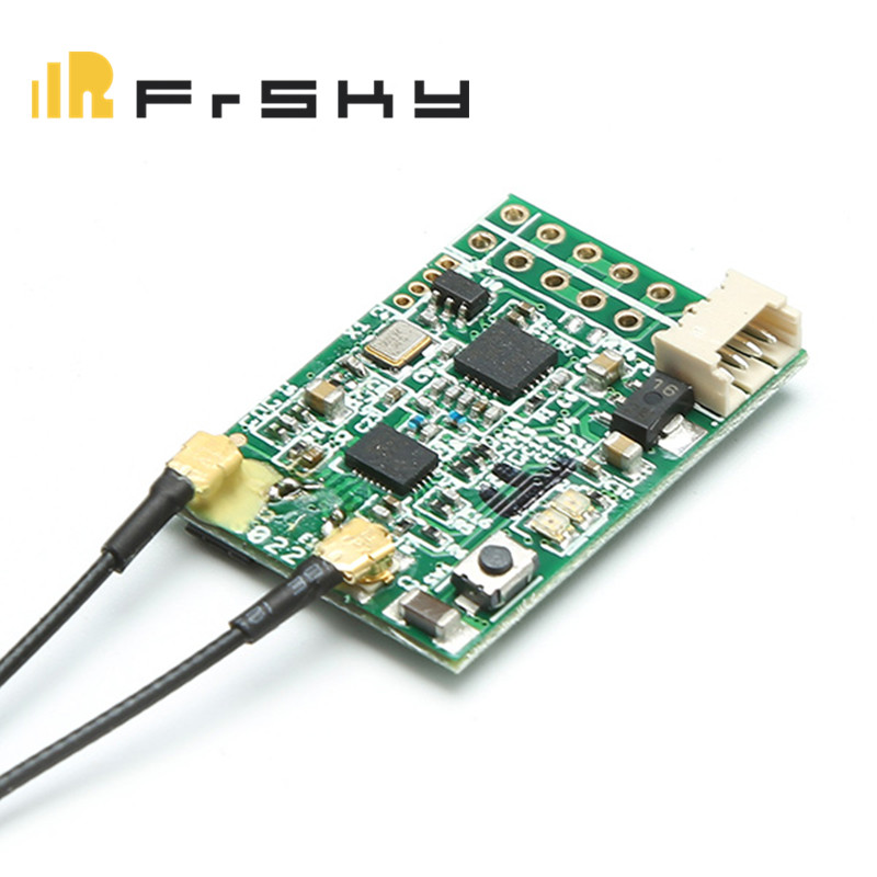 FrSky X4R-SB 2.4G 4CH ACCST Telemetry Receiver Naked Board Set For RC Parts 2017 new cheap carbon frame t800 3k full carbon mtb frame 29er for thru axle carbon mountain bikes frame 29 free shipping