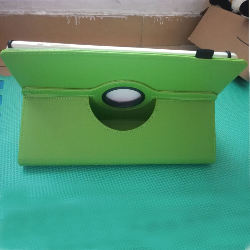 Myslc 360 Degree Rotating Universal PU Leather case for Acer One 10 (S1002) 10.1 inch Tablet