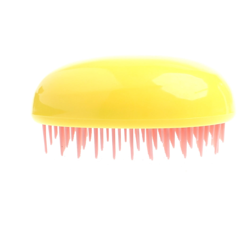 1pc Egg Design Magic Hair Brush Plastic Tangle Detangling Comb Head Scalp Massage Comb Salon Shower Hair Styling Tools #Y207E#